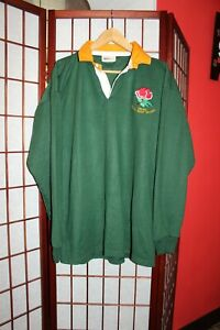 England South West Division ERFSU rugby union  #15 Game Worn Match jersey  . ALY