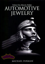 AUTOMOTIVE JEWELRY MASCOTS BOOK FURMAN MICHAEL