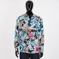 DIOR x SORAYAMA 1500$ Technical Canvas Shirt In Dior & Sorayama Print