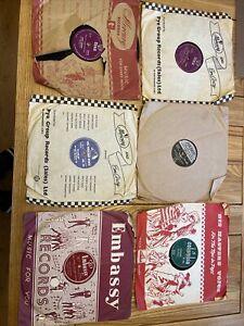 78 rpm records rock n roll Job Lot