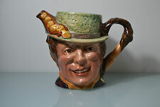 Jarra cabeza Sam wellet Porcelana Beswick England 1369 - Sin Tapa