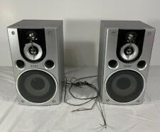 Sony Speaker System Model SS-CHPX9; Two 2 Speakers (CMT-HPX9) Tested Great Sound