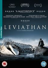 LEVIATHAN di Andrey Zvyagintsev DVD in Russo NEW .cp