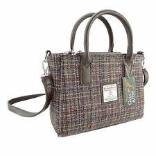 Ladies Authentic Harris Tweed Tote Bag With Shoulder Strap LB1228 COL 25