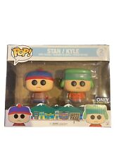 Stan Kyle South Park Funko Pop Best Buy Exclusive Never Opened