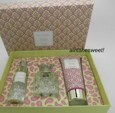 VERA BRADLEY Appleberry Champagne - Choice of Gift Sets