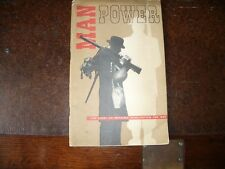 WW2. Man Power The story of Britain's mobilisation for war