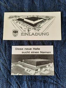 Duisburg-Hamborn ---- Rhein-Ruhr-Halle ---
