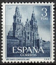 TIMBRE ESPAGNE NEUF N° 842 ** CATHEDRALE  SAINT JACQUES