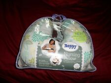 Boppy Nursing Pillow W/ Removable Cover 2 Feeding Surfaces Thimbleberry Design