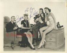 New Art Print of Autographed Celebrity Photo 8  X 10 Abbott & Costello