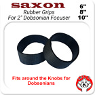 Replacement Rubber Grips for Focuser Knobs for Dobsonian
