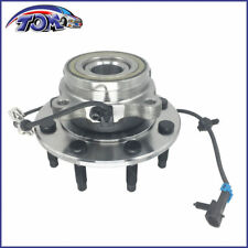 New Front Wheel Hub & Bearing Assembly For Chevy Gmc Pickup Truck 515058