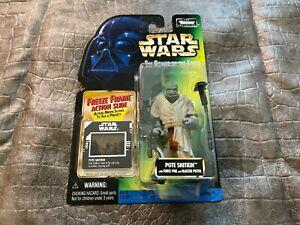 1998 MOC Star Wars - Pote Snitkin with Freeze Frame Slide (S13-BX3)