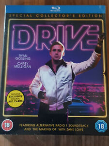 Bluray Drive (Special Edition) [Blu-ray]  Ryan Gosling new & Sealed