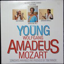 THE NEW LONDON CHORLAE - THE YOUNG WOLFGANG AMADEUS MOZART VINYL LP AUSTRALIA