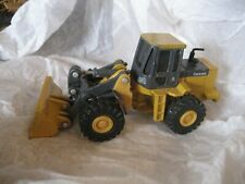 "John Deere Ertl brand Wheel Loader Construction Toy-articulates in middle-4.5""L"