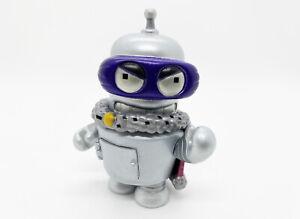 Kidrobot Mystery Mini - Futurama Universe X Super King Bender Vinyl Figure 2/24