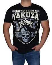 Yakuza Premium T-Shirt YPS 2419 schwarz S M L XL XXL XXXL XXXXL