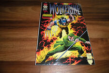 WOLVERINE # 17 -- Onslaught phase 6 // Stan Lee, Marvel, Panini 1. édition 1998