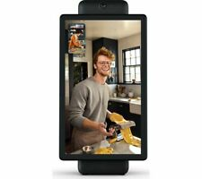 """PORTAL + 15.6"""" from Facebook with Alexa Smart Video Calling Black - Currys"""