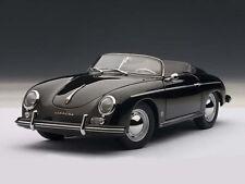 AUTOart Porsche 356A Speedster (Europaversion) 1955 Black 1:18 (77863)