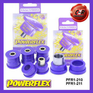 Powerflex For Alfa Romeo Alfetta, Giulietta, GTV6 116 72-87 Rr Watts Link Bushes