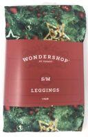WONDERSHOP Women's Hosiery Leggings - Christmas Tree