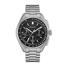 Bulova 96B258 Special Edition Lunar Pilot Chronograph Wristwatch