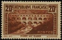 N°262 - PONT DU GARD - Timbre de France - Charnière // 1929-31