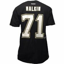 Pittsburgh Penguins Reebok Evgeni Malkin #71 XL Players Jersey T-shirt Clearance
