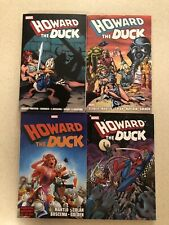 Howard The Duck Complete Colletions Vol 1-4