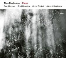 THEO BLECKMANN - ELEGY   CD NEU