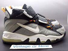Men's VTG Nike Air Muscle Max Black White Pearl Grey 1996 sz 11.5