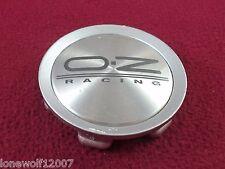 OZ Racing Wheels Silver Custom Wheel Center Cap # M608 (1)
