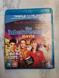 The Inbetweeners Movie (Blu-ray and DVD Combo, 2011, 3-Disc Set)
