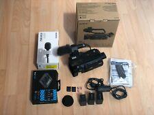 SONY PXW Z90V 4K Camcorder, sehr guter Zustand, drehfertig mit Zubehör in OVP