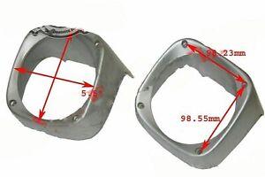 Headlight Cowl Cover 2 Unit Massey Ferguson 135 165 175 185 148 168 178