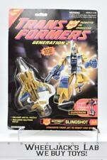 G2 Slingshot 1993 MISB Sealed Vintage Hasbro Transformers Action Figure