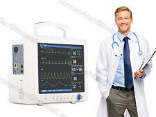 "FDA CE CONTEC CMS7000 Portable Patient Monitor Vital Signs 6-parameter ICU 12.1"""