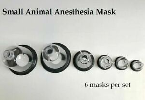 Small Animal Anesthesia/Oxygen Mask Manual Resuscitator Veterinary Equipment