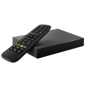 Infomir MAG520W3 WIFI IPTV/OTT set-top box 4K Media Streamer Linux HDMI UK Plug