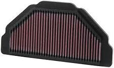 K&N AIR FILTER FOR KAWASAKI ZX6R NINJA 1998-2002 KA-6098