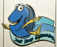 Disney Dory Just Keep Swimming Finding Nemo Pin