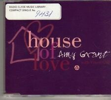 (BO222) Amy Grant, House of Love - 1995 DJ CD