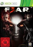 X360 / Xbox 360 Spiel - F.E.A.R. 3 (USK18) (mit OVP) FEAR 3