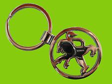 PORTE CLES LOGO EMBLEME VOITURE AUTO PEUGEOT 108 208 308 porte-clefs keychain