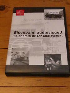 Memoriav zeigt: Eisenbahn audiovisuell - Archiv Verkehrshaus Schweiz DVD
