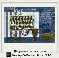 PC61- 2010 AFL Prestige Carlton 1945 VFL Premiership Commemorative Card