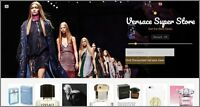 DESIGNER VERSACE Website Earn £112 A SALE|FREE Domain|FREE Hosting|FREE Traffic